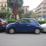 イタリア人の駐車テク