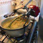 フランチャコルタのワイナリーへ!</br>郷土料理でポレンタおかわりの奇跡