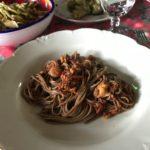 日本の食材がイタリア人の食卓にあがると?