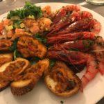 パレルモの美味しいお店@セスト・カント</br>出汁が効いた魚介料理は、もはや和食!