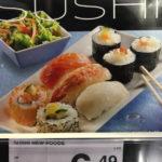 """《追記》""""もち麦""""が買えない問題と冷凍寿司"""