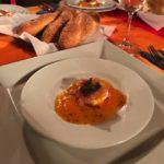ご自宅ディナーがハイレベル〜!柿とマグロとジャスミンの夜